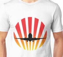 Jet Silhouette4 Unisex T-Shirt