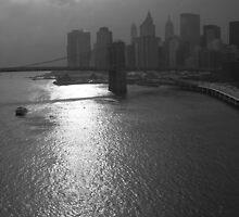 Brooklyn Bridge by faithinkelly