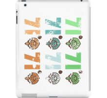 Disney - Polynesian Resort 71 Grid V.01 iPad Case/Skin