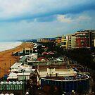 Italian coastal town by Susan6110