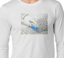 cocain kills Long Sleeve T-Shirt