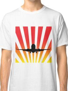 Jet Silhouette2 Classic T-Shirt