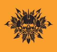 Skull 2 by sharky2