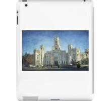 Cibeles iPad Case/Skin