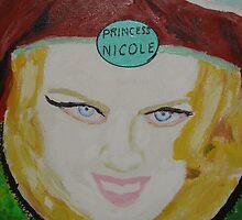 Princess Nicole Kidman by Sunil
