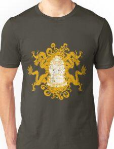 Buddha with Dragons Unisex T-Shirt