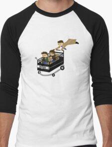 Impala Shopping Cart Men's Baseball ¾ T-Shirt