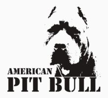 american pit bull Kids Clothes