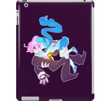 Mystery Skulls Ghost - Lewis and Vivi iPad Case/Skin