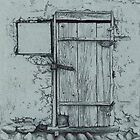Locked door by v0ff