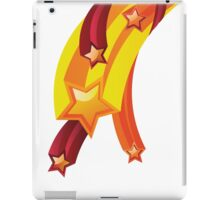 Colorful Stars 4 iPad Case/Skin