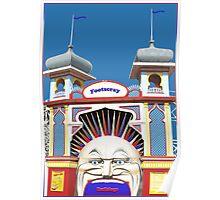 Western Bulldogs (Footscray) Poster