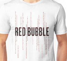 Red Bubble Matrix Unisex T-Shirt