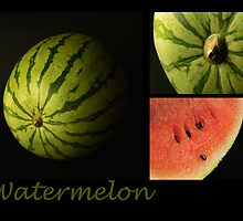 Watermelon by MariaVikerkaar