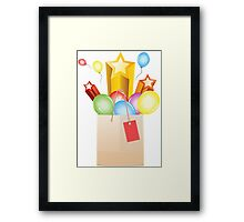 Celebration Gifts 2 Framed Print