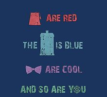 DR WHO poem by ParkLeeya