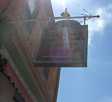 Connor Hotel, Jerome, AZ by drdkdover