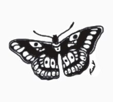 Butterfly Tattoo Kids Tee