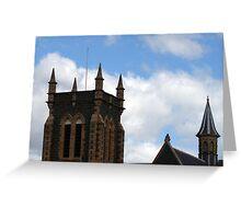 Church Goulburn Greeting Card
