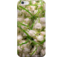 Lilies of the valley 4 iPhone Case/Skin