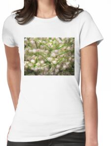 Lilies of the valley 4 Womens Fitted T-Shirt