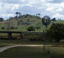 Country View Goulburn by Sharon Robertson
