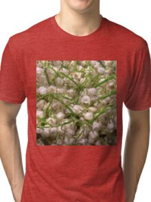Lilies of the valley 5 Tri-blend T-Shirt