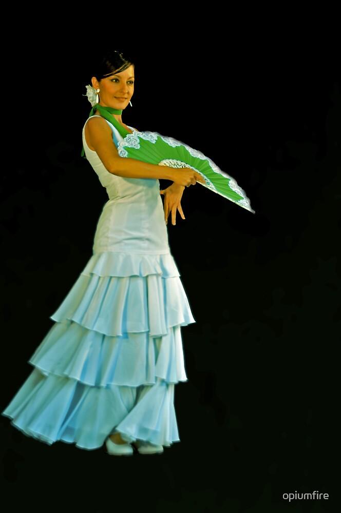 flamenco by opiumfire