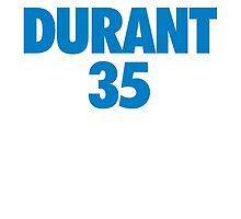 Kevin Durant #35 by owned