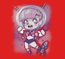 Space Gal Kids Clothes