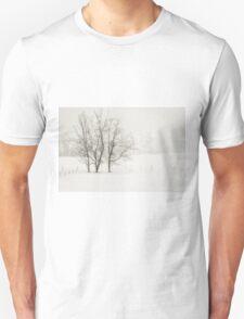 Open Snow Fields Unisex T-Shirt