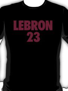 LeBron James #23 T-Shirt