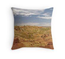 Kimberley Landscape, North Western Australia Throw Pillow