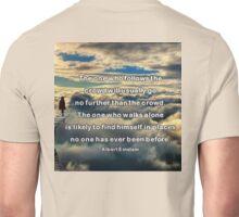 doNotFollow Unisex T-Shirt