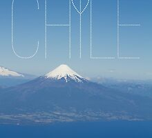 We Love Chile! Patagonia, Osorno Volcano. by softdelusion
