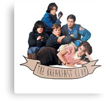 the breakfast club banner Metal Print