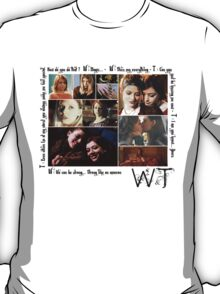 Willow & Tara Quotes T-Shirt