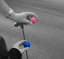 Coloured Balls by Tyler Cochrane