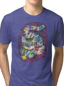 Now You See Him… Tri-blend T-Shirt