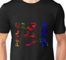 Flaring Off Unisex T-Shirt