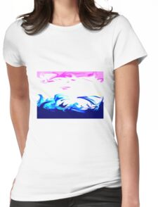 Sweet Storm Womens Fitted T-Shirt