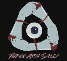 Three Arm Sally Kids Clothes