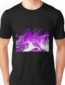 Purple Monster Unisex T-Shirt