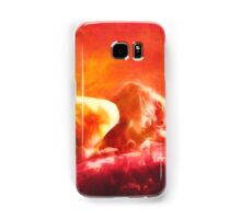 Born From Fire Samsung Galaxy Case/Skin