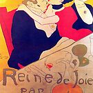 'Rene De Joi' by Toulouse Lautrec (Reproduction) by Roz Abellera Art Gallery