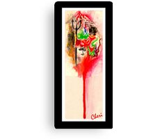 Guess Who Canvas Print