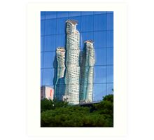 Reflection - Larry Varley Art Print