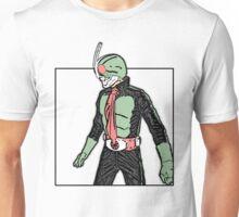 Kamen Rider no.2 Unisex T-Shirt