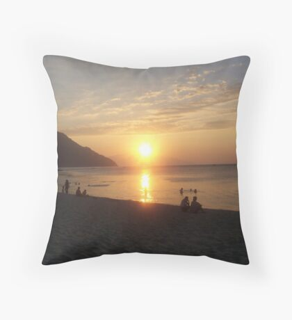 Phillipines Throw Pillow