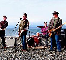 Kyle Stevens Band by Tamara Valjean